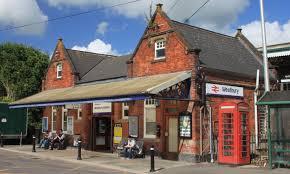 Westbury railway station