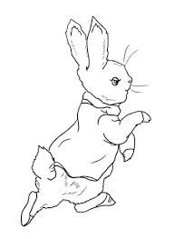 rabbits coloring pages peter rabbit coloring pages free coloring pages