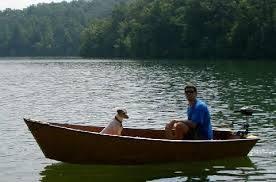 Free Wood Boat Plans Patterns by A 10 1 2 Ft Skiff Free Boat Plans