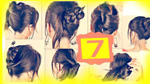 hair plait with chopstick seven 1 minute hairstyles with just a pencil easy updo