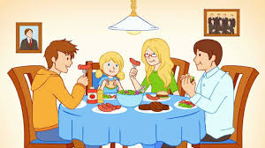 thanksgiving dinner pictures clip art having dinner clipart collection