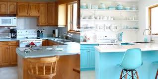 vintage kitchen cabinet makeover 13 clever kitchen makeovers kitchen renovation ideas