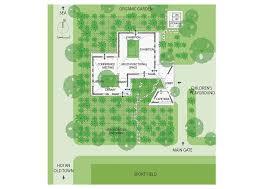 House Floor Plan Gallery Of Cam Thanh Community House 1 1 U003e2 20