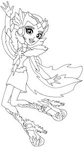 monster high coloring books 135 best monster high images on pinterest monster high coloring