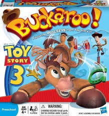 hasbro toy story 3 buckaroo preschool 4 game ebay