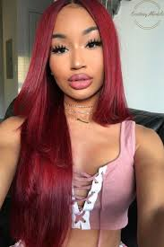 the best way to sew a hair weave best 25 red weave ideas on pinterest red sew in curly sew in
