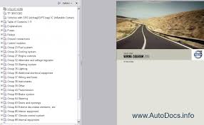 volvo cars wiring diagrams 2004 2011 repair manual order u0026 download