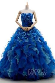 blue wedding dresses sodalite blue wedding dresses