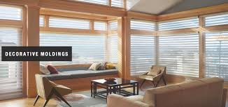 decorative moldings express window fashions eagan