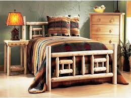 Modern Rustic Bedrooms - country cottage style with rustic bedroom sets three dimensions lab