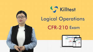 killtest cfr 210 logical operations cybersec first responder