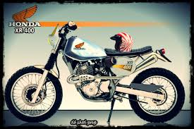 honda xl honda xr 400 special scrambler motorcycles virtual projects
