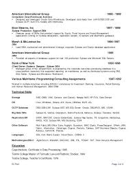 data warehouse architect resume sample big and technical scrum