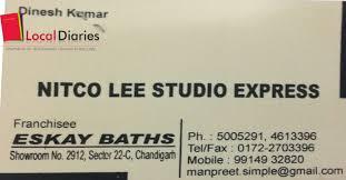 nitco lee studio express in sector 22 c chandigarh localdiaries