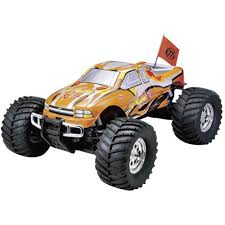 monster truck nitro 4 thunder tiger 1 8 rc model car nitro monster t from conrad com