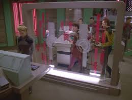 ex astris scientia re used props stationary consoles display on the particle fountain in tng