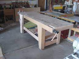 torsion box workbench the wood whisperer