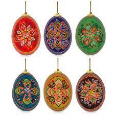 ukrainian ornaments ebay
