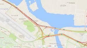 Google Maps Traffic Uae Traffic Abu Dhabi U0027s Sheikh Zayed Bridge Reopens But Traffic