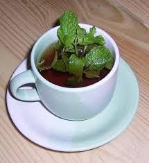 Teh Mint teh herbal apotek jual aneka produk herbal