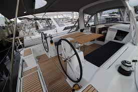 Cockpit Cushions For Yachts 38 Beneteau 2017 In Stock Fort Lauderdale Florida