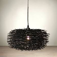 pendant lighting gt pendant lights gt vaxcel lighting p0104 wicker