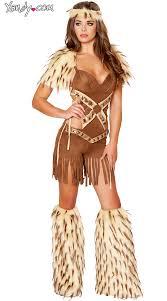 Aztec Halloween Costume Deluxe Native Warrior Costume Brown Native American Costume