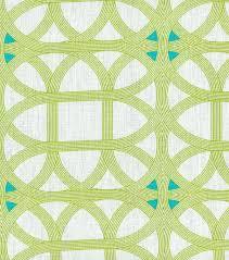 home decor print fabric williamsburg lamerie lattice citron
