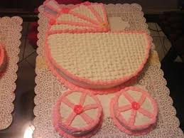 here u0027s another great cake idea for a baby shower a little more