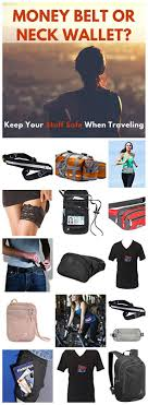 Florida travel wallets images Money belt or neck wallet reviews and alternative to keep your jpg