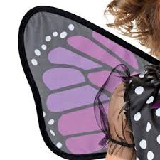 totally ghoul toddler purple monarch butterfly halloween costume