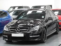 used mercedes c class for sale in uk used 2011 mercedes c class c63 amg edition 125 for sale in