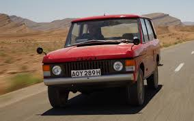 red land rover lr4 this day in history land rover u0027s 65th anniversary photo gallery
