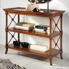 etagere legno etagere classico in legno di ciliegio mobili calssici