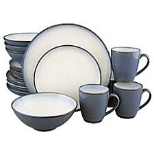 dinnerware sets stoneware square dinnerware and more bed bath