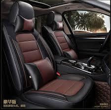 housse de si es auto automobile voiture housses de siège auto coussin ensemble pu pour