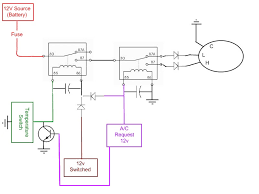 auto electrical fan controller