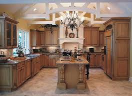 How To Antique Glaze Kitchen Cabinets Glazed Kitchen Cabinets Cream U2014 The Clayton Design Antique