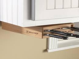 Knife Storage Ideas by Under Cabinet Knife Storage Rack Best Cabinet Decoration