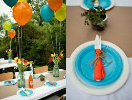 Outdoor Party Decorations by Birthday Party Deco Crafts U0026 Deco U0026 Yum Pinterest Birthdays