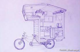 home blueprints tiny home 2 0 bicycle edition reviews jubbling com
