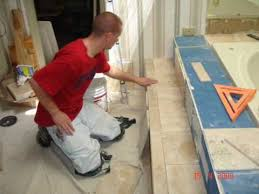 Installing Travertine Tile Atlanta Tile Installation Travertine Installation Floor Tile