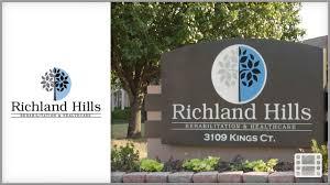 Home Design Center Fort Worth Richland Hills Rehabilitation And Healthcare Center U2013 Nursing Home