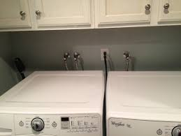 washer that hooks up to sink how can i hide my laundry room plumbing