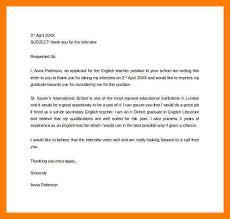 7 thank you to teacher letter teller resume