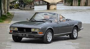 peugeot classic cars rare beauty five extraordinary pininfarina classics classic