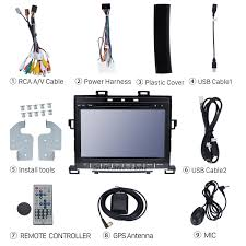 9 inch android 7 1 1 gps navigation system for 2007 2014 toyota