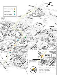 Umd Campus Map University Of Maryland Map College Park Maryland Usa U2022 Mappery