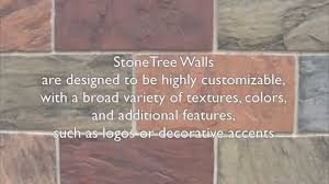 Stone Wall Texture Stone Wall Texture Stonetree Concrete Fence Systems Youtube