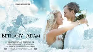Gabrielle Hamilton Wife Bethany Hamilton Wedding Film In Kauai Hawaii Youtube